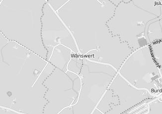 Kaartweergave van Milieustraat in Wanswert