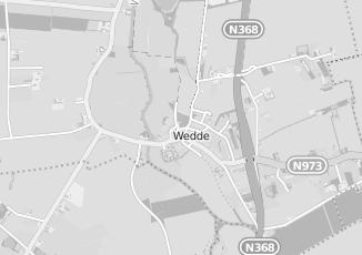 Kaartweergave van Melis in Wedde
