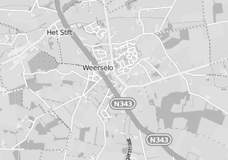 Kaartweergave van Milieustraat in Weerselo