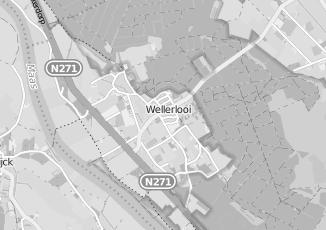 Kaartweergave van Fleuren in Wellerlooi