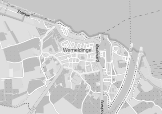 Kaartweergave van Dekker in Wemeldinge