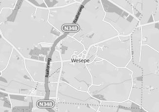 Kaartweergave van Koopman in Wesepe