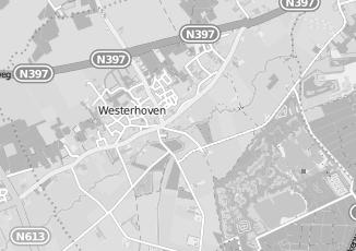 Kaartweergave van Ako in Westerhoven