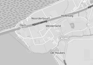 Kaartweergave van Haan in Westerland