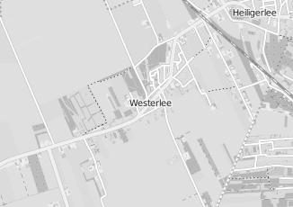 Kaartweergave van Boven in Westerlee