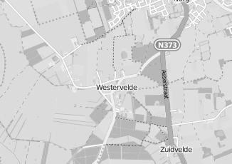 Kaartweergave van Fietsenwinkel in Westervelde
