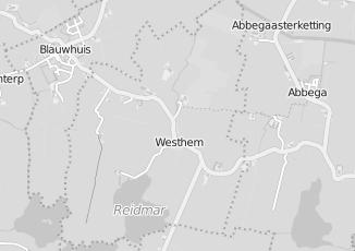 Kaartweergave van Meubels in Westhem
