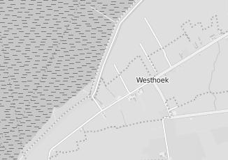 Kaartweergave van Accon avm in Westhoek