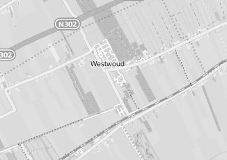 Kaartweergave van Beerepoot in Westwoud