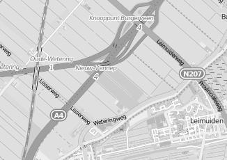 Kaartweergave van Natuurwinkels in Weteringbrug