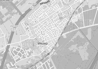 Kaartweergave van Prins in Wezep