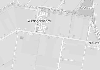Kaartweergave van Bemelmans in Wieringerwaard