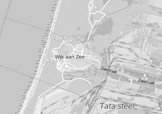 Kaartweergave van Burger in Wijk Aan Zee