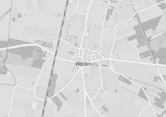 Kaartweergave van Bank in Wijster