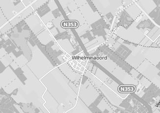 Kaartweergave van Hoogendijk in Wilhelminaoord