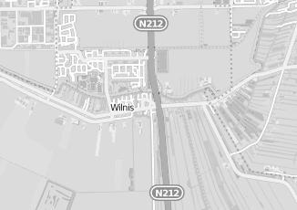 Kaartweergave van Bakker in Wilnis