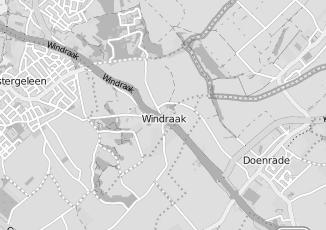 Kaartweergave van Aannemer in Windraak