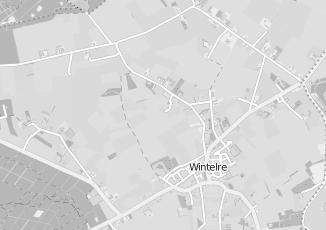 Kaartweergave van Gerwen in Wintelre