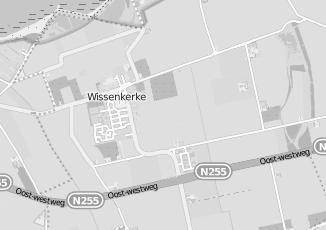 Kaartweergave van Maas in Wissenkerke