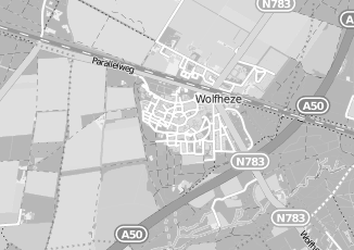 Kaartweergave van Kaaswinkel in Wolfheze