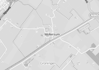 Kaartweergave van Dijk in Woltersum