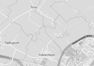 Kaartweergave van Cernohorsky in Ysbrechtum