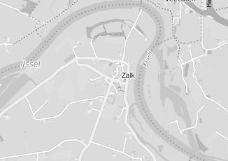Kaartweergave van Zonnebank in Zalk