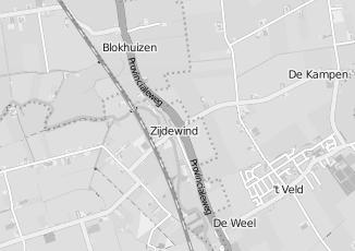 Kaartweergave van Groothandel in bouwmateriaal in Zijdewind
