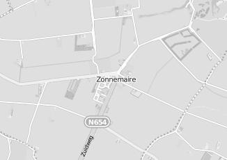 Kaartweergave van Zeeman in Zonnemaire