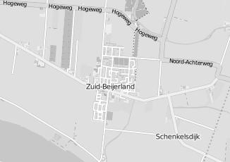 Kaartweergave van Munten en edelmetaal in Zuid Beijerland