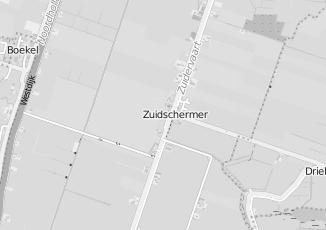Kaartweergave van Schilder in Zuidschermer
