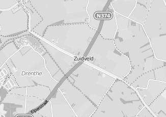 Kaartweergave van Ijzerman in Zuidveld