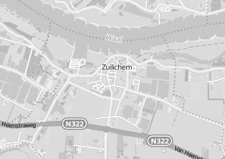 Kaartweergave van Woningbouw in Zuilichem