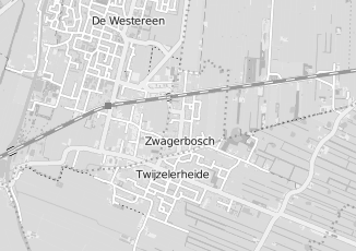 Kaartweergave van Slopen in Zwagerbosch